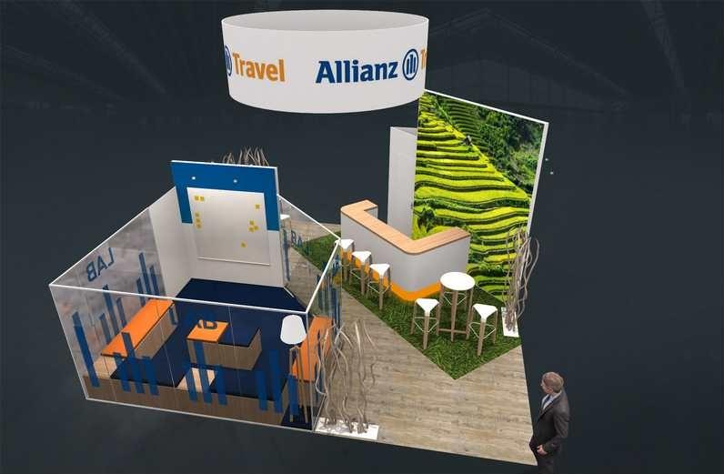 Stand Allianz Travel