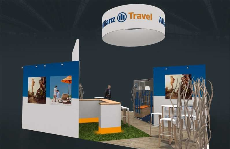 Stand Allianz Travel