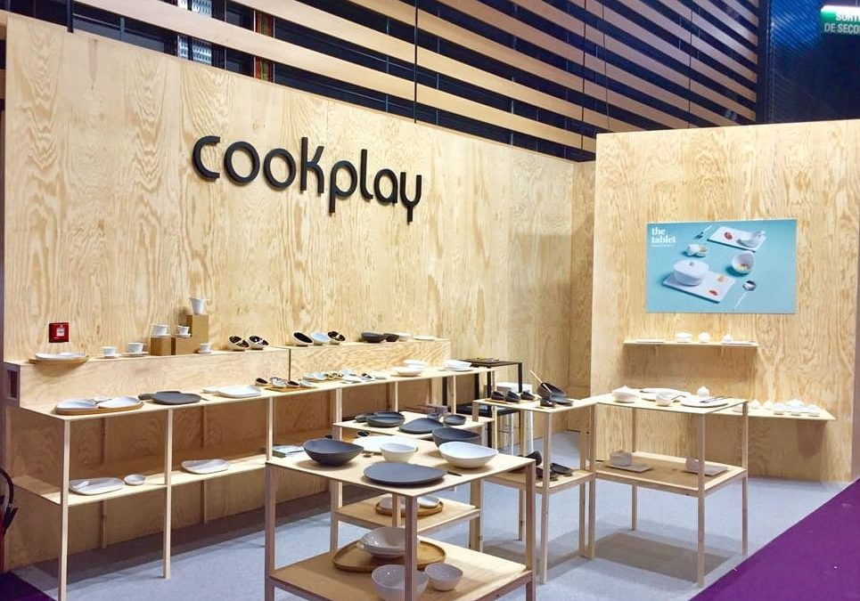 Stand sur-mesure COOKPLAY au salon SIRHA