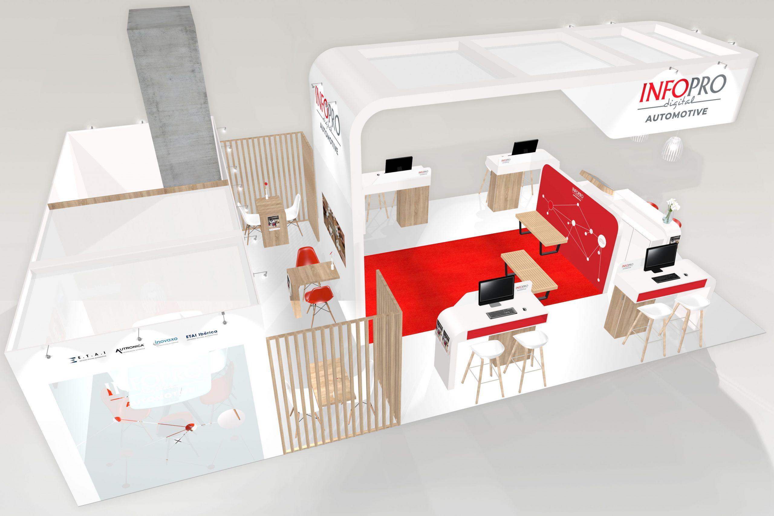 R2 Stand & Event présent à la nouvelle édition du salon AUTOMECHANIKA